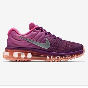 buy popular 5c44e 1d5c7 Nike Shoes - Nike Womens 849560 502 Air Max 2017 NIB Size 8.5